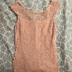 Tops - Express lace top